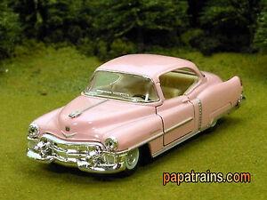 Elvis-Pink-Caddy-1953-Pink-53-Cadillac-O-Scale-1-43-by-Kinsmart-53-Caddy