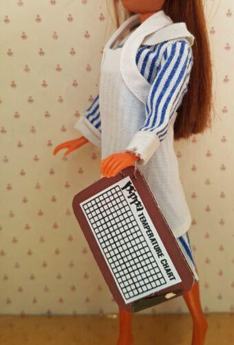 Nurse temperature chart Pippa//Dawn Reproductions