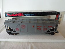 LIONEL SOUTHERN PACIFIC CYL COVERED HOPPER CAR 1002 O GAUGE train 6-84926 NEW