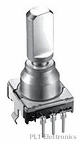 ALPS EC11K1524402 codificador 30DET 11MM Vertical 15PPR