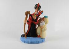 Aladdin === Walt Disney Figur Disney Store Jafar & Sultan