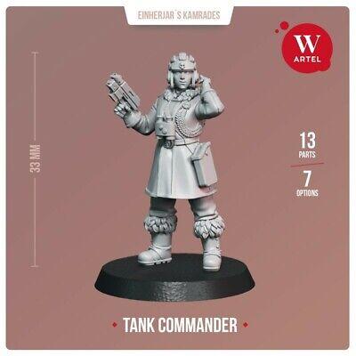 Tattered Brute by Artel W 28mm Wargame Miniature