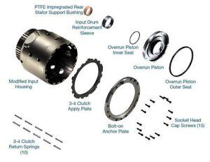 4l60 4l60e 4l65e 4l70e transmission smart tech input housing 3 4 4l60e clutch pack diagram image is loading 4l60 4l60e 4l65e 4l70e transmission smart tech input