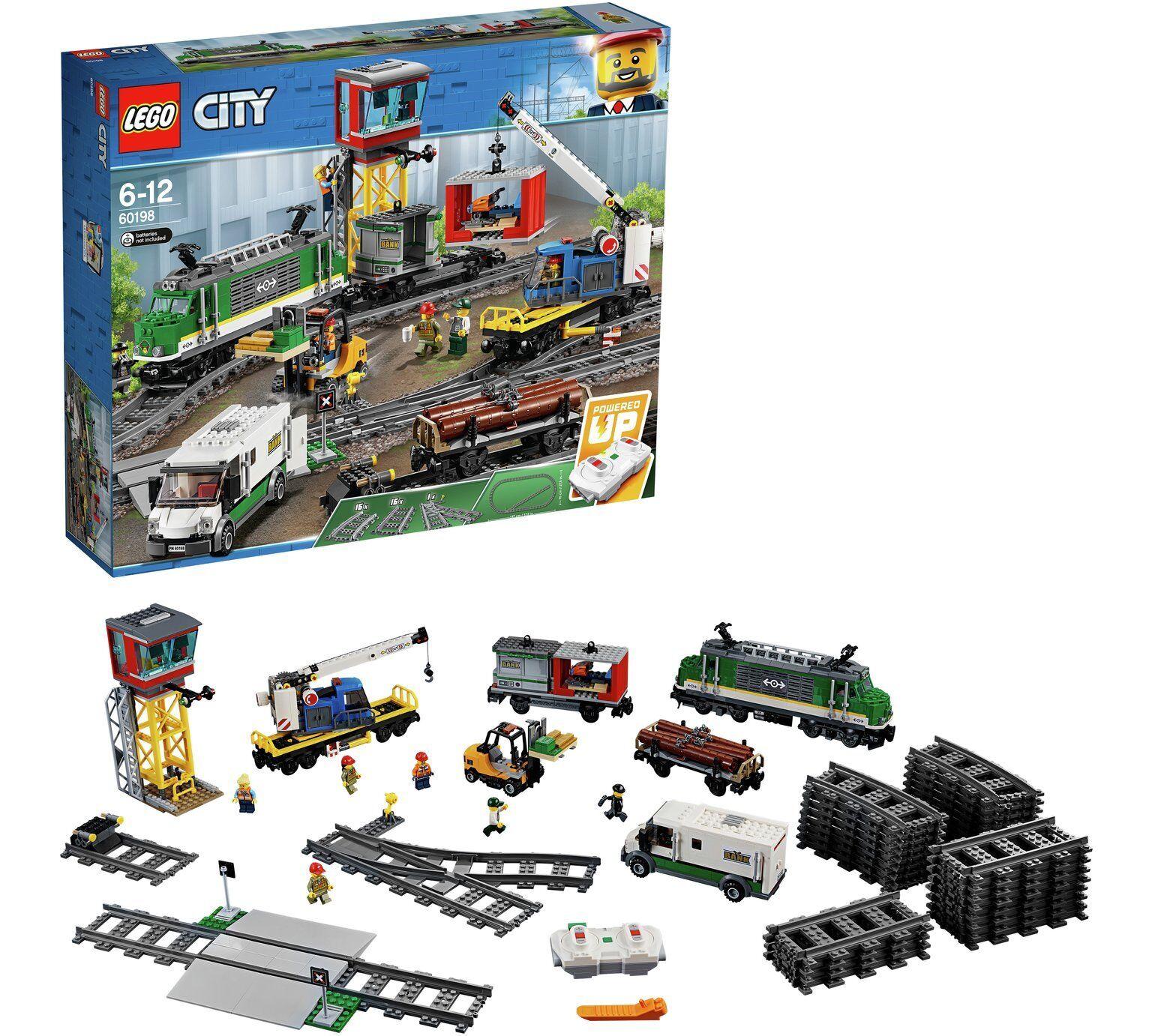 LEGO City Cargo Cargo Cargo Train - 60198 c9c290