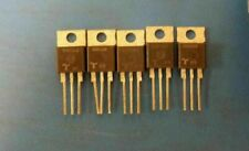 5 Pcs S4016r S4016rtp Thyristor Scr 400v 16a 3 Pin3tab To 220ab Non Iso