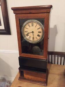 Antique International Time Recording Co