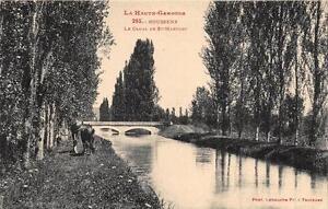 CPA 31 BOUSSENS LE CANAL DE ST MARTORY