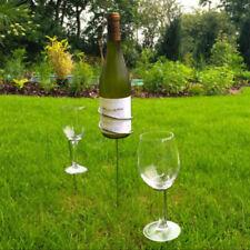 b25bb50ca72 item 3 Outdoor Wine Bottle & Wine Glass Holder Set Camping Picnics Garden  Dining Drink -Outdoor Wine Bottle & Wine Glass Holder Set Camping Picnics  Garden ...