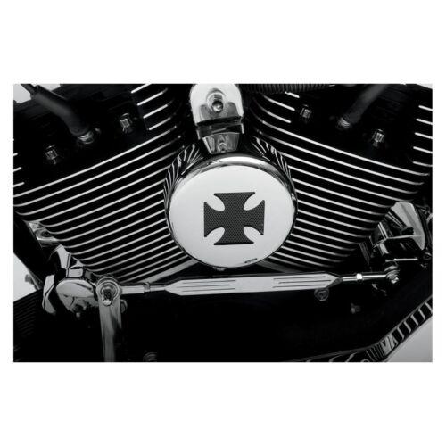 MOTO suonalo COVER ironcross per Harley-Davidson Dyna Wide Glide 1688
