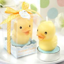 FD2768 Elegant Floral Flower Candle With Box For Wedding X/'mas Home Decor Gift\