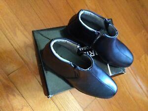 Brand-New-Men-039-s-Brixton-Moda-Italy-Boots-Black-Size-10