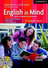 English in Mind 1 Student's Book, Workbook with Audio CD/CD ROM and Grammar Practice Italian Edition by Jeff Stranks, Herbert Puchta (Mixed media product, 2004)