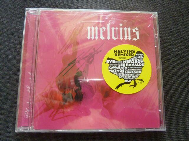 MELVINS CHICKEN SNATCH RARE NEW SEALED CD + HYPE STICKER!