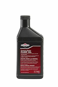 Briggs-Synthetic-Pressure-Washer-Pump-oil-6033