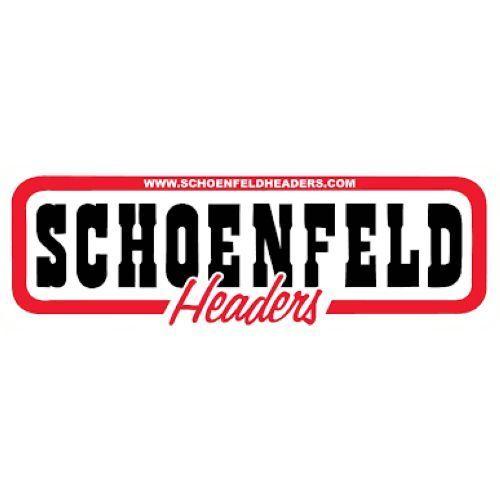 Schoenfeld Headers 35310 34 Degree Elbow 3-1//2in Short