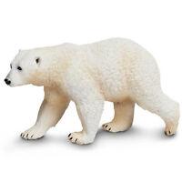 Polar Bear Sea Life Safari Toys Educational Figurines Animals