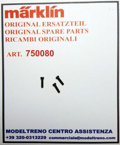 MARKLIN   75008 750080  VITE 3 Stück -  SCHRAUBE-ZYL. 3pz