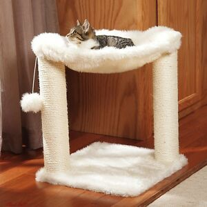 Image Is Loading Cat Tree Hammock Furniture Condo Simple Play Trixie