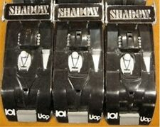 3pc 1973 Aurora AFX G+ G-PLUS UoP Black Shadow Can-Am HO Slot Car Bodies Unused