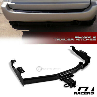 """Class 3 Trailer Hitch Receiver Bumper Tow 2/"""" For 1996-07 Chrysler Town /& Country"""