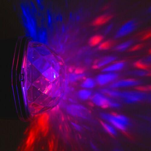 Gemmy Confetti Multi-Function Red//Green//Blue//Yellow//Purple Led Multi-Design