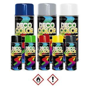 7-48-l-Lackspray-Farbspray-Spraydose-Spruehdose-gruen-rot-400ml-Frei-Farbwahl