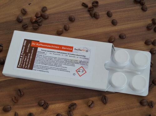 siebträger Melitta Café Automate Franke 10 comprimés de nettoyage 2,5 G ø18mm WMF