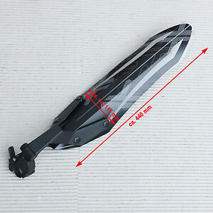 XLC Mudguard HR MG-C06 26-29 Zoll  schwarz