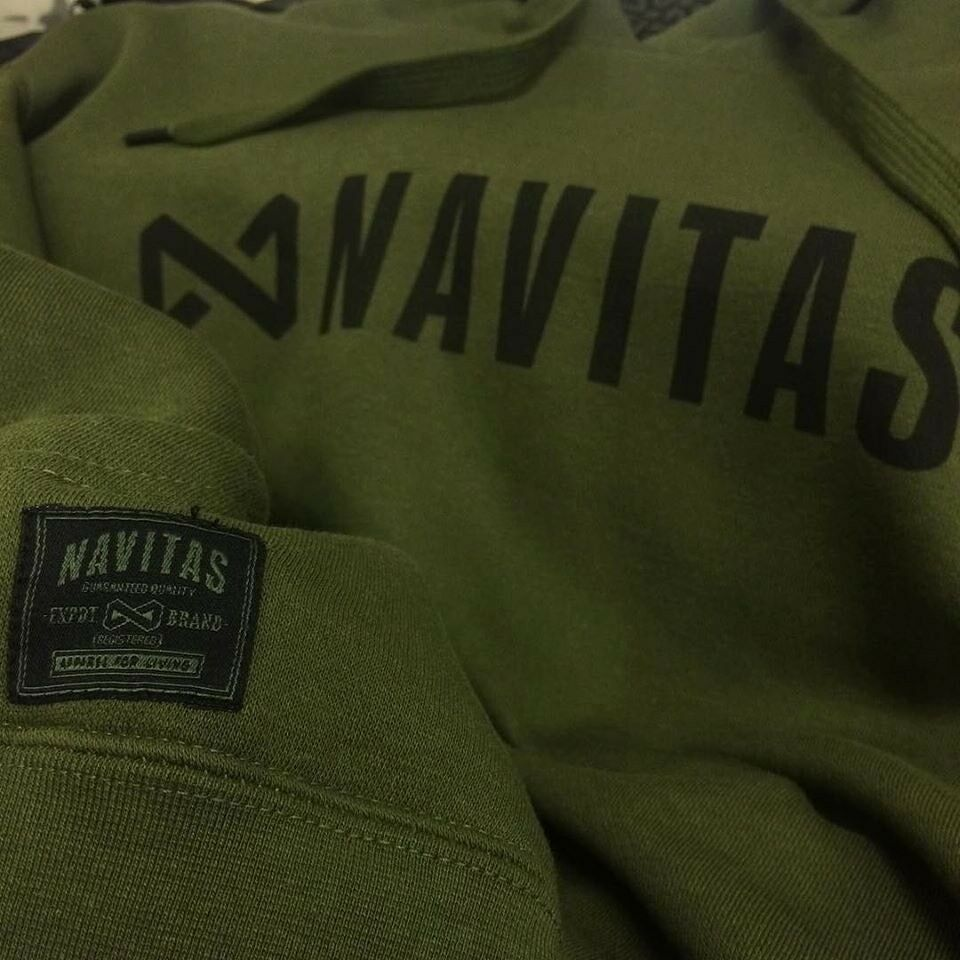 Navitas Green Core Hoody XX Large