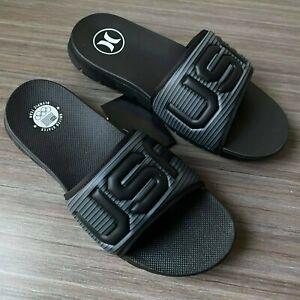 Hurley USA Fusion Slide Sandals Mens