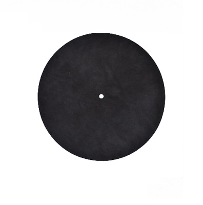 Lot Of 10 Genuine Leather Turntable Mat Ebay