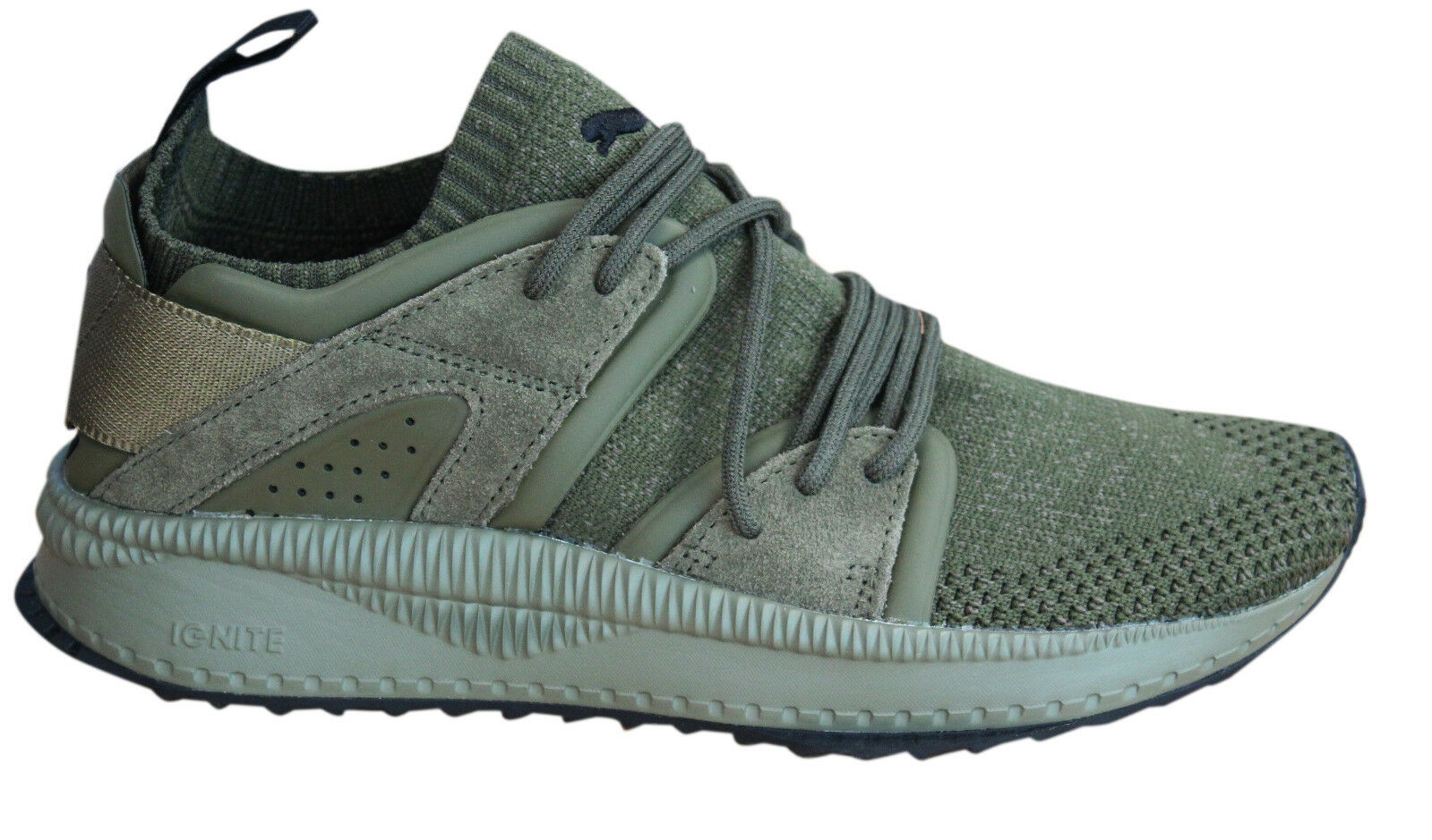 Puma Puma Puma Ignite TSUGI Blaze evoKNIT Mens Trainers Lace Up Slip On shoes 364408 03 M2 8028c0