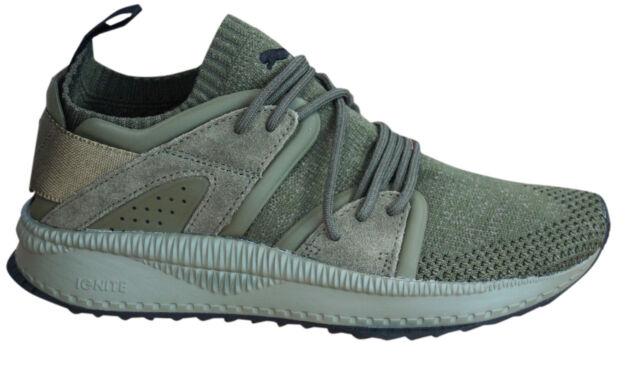 top fashion discount sale 2019 clearance sale Puma Ignite TSUGI Blaze evoKNIT Mens Trainers Lace Up Slip On Shoes 364408  03 M2