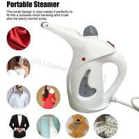 Usa Portable Steamer Fabric Clothes Garment Steam Iron Handheld For Home/travel