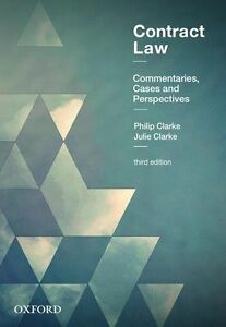 Contract-Law-Commentaries-Cases-and-Perspectives-by-Philip-Clarke-Julie