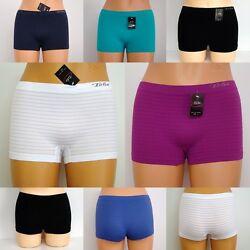Tebe Damen Panty 6 Farben Größen von 44 bis 56 – L bis XXXL Seamless