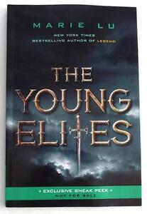 New  Marie Lu  The Young Elites  66 Page Exclusive Sneak Peek  Uncorrected Proof