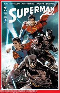 SUPERMAN-SAGA-4-04-Avril-2014-Unchained-Batman-Action-Urban-Dc-Comics-NEUF