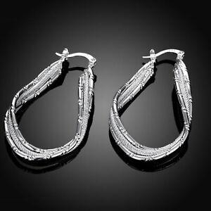 Boucles-d-039-oreilles-creoles-en-forme-de-U-torsadees-en-argent-sterling-925