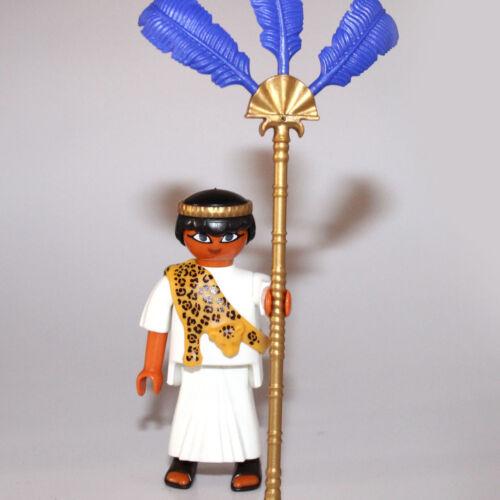 Playmobil Egyptien serviteur avec eventail