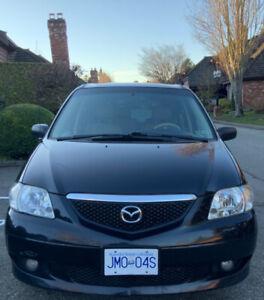 Mazda MPV ES 2003 loaded, low mileage