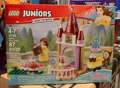 Retired Lego Juniors Belle's Story Time 10762 For Age 4-7