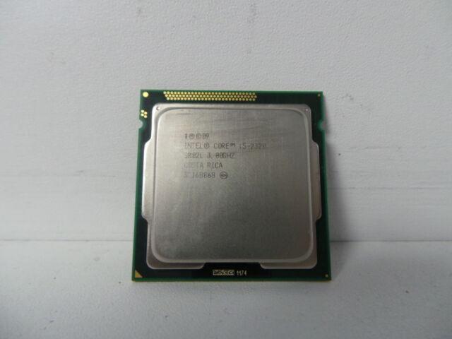 INTEL QUAD-CORE i5-2320 i5 2320 PROCESSOR 3.00GHz / 6M SR02L LAPTOP CPU (CP2)