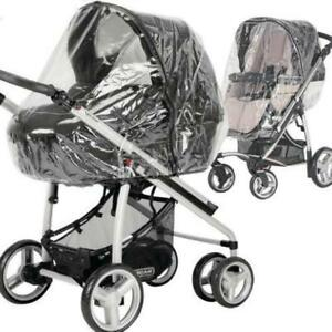 Carrycot Raincover Storm Cover Compatible with Babystyle