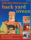 Back Yard Ovens by Earth Garden Books (Paperback, 2007)