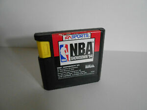 NBA Showdown 94 für Sega Mega Drive