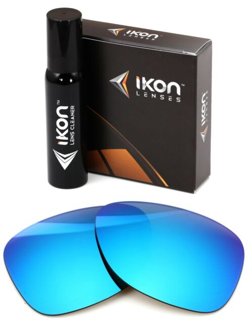 d7d3bb4f1f Polarized IKON Replacement Lenses For Ray Ban Boyfriend RB4147 60MM - Ice  Blue