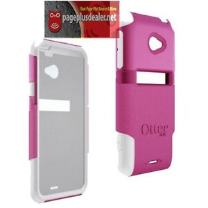 New-OEM-Otterbox-Commuter-Case-HTC-EVO-4G-LTE-Pink-White-4G-LTE-Model-ONLY