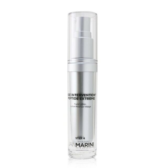 Jan Marini Age Intervention Peptide Extreme Face Lotion 30ml Womens Skin Care