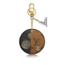 Brand New 2017 Louis Vuitton Limited Edition Night Lights Bag Charm & Key Holder